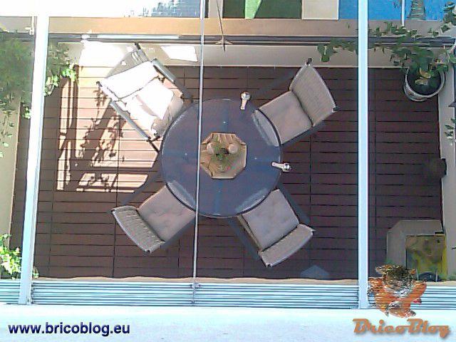 Tarima de madera para exteriores bricoblog - Tarimas de madera para exteriores ...