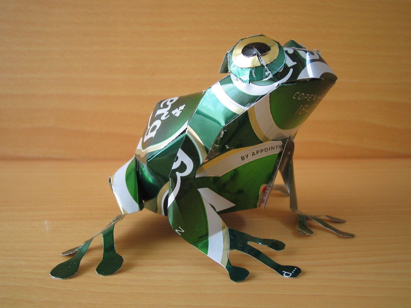 reciclado latas animales 30