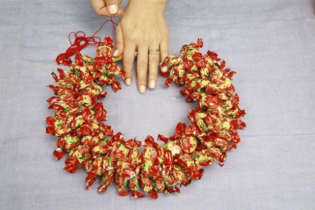 Guirnalda navideña 10
