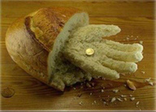 esculturas con pan 3