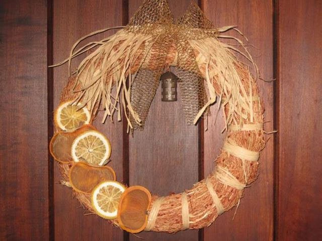 guirnalda limones 1