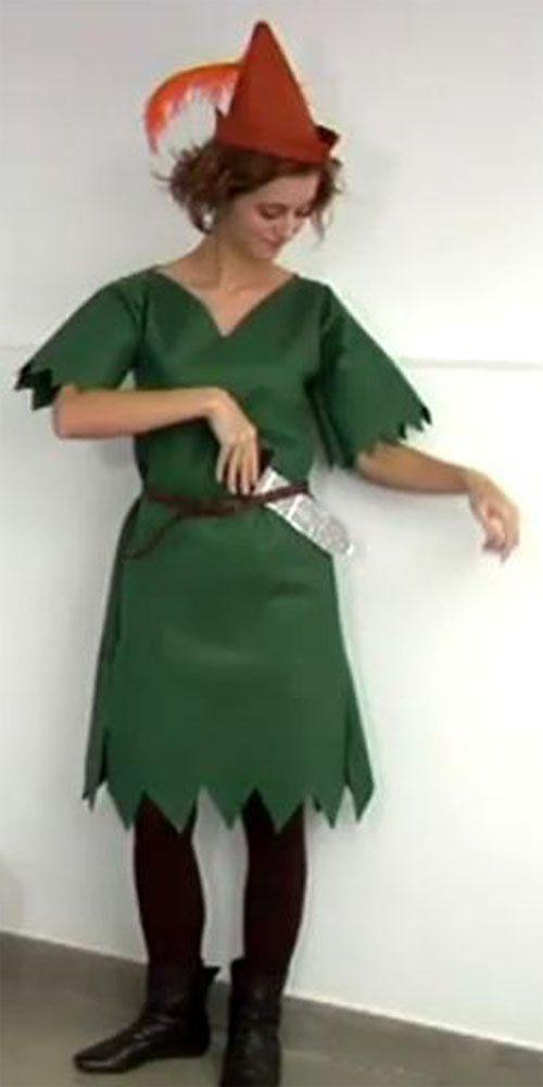 disfraz Peter Pan 6
