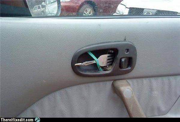 Bricolaje del automóvil
