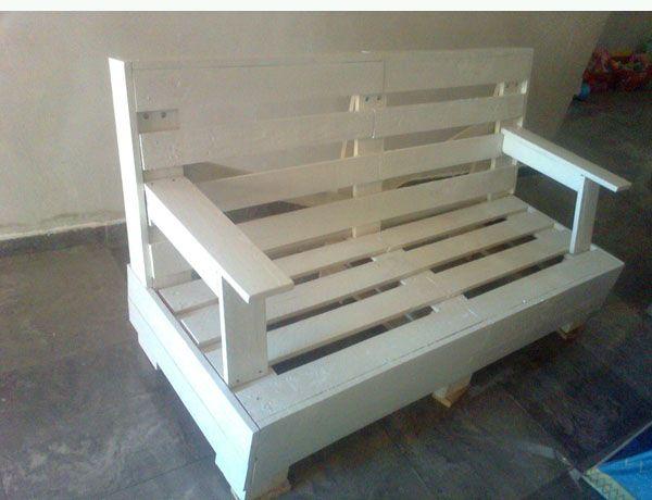 ideas creativas para reciclar palets de madera bricoblog