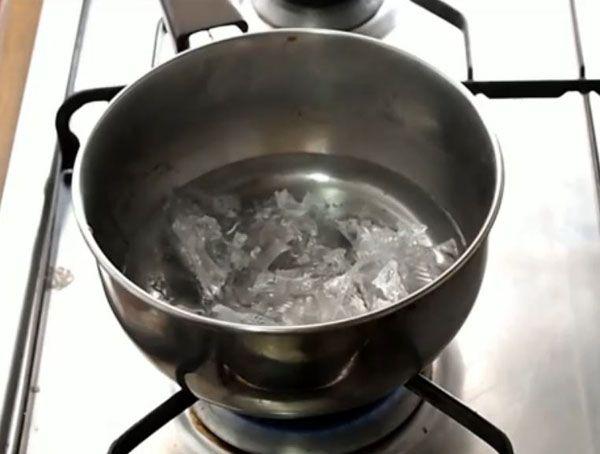 pegatinas de gel