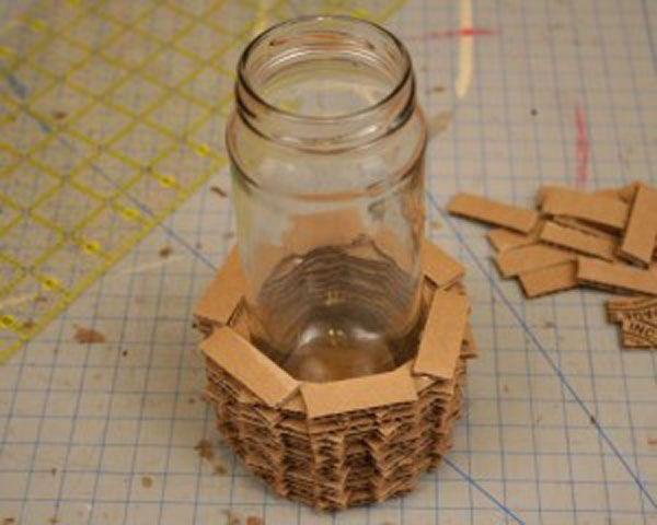 reciclado creativo de manualidades con carton 2