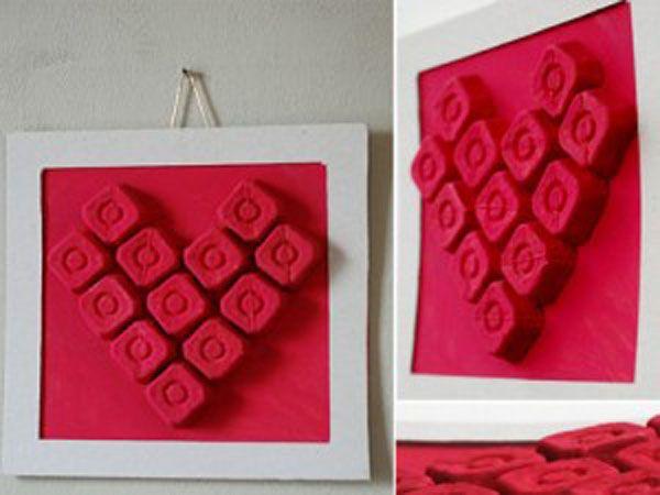 reciclado creativo de manualidades con carton 55