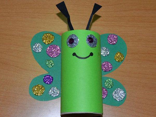 reciclado creativo de manualidades con carton 61