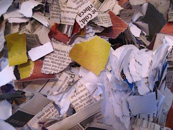 fabricacion de papel reciclado