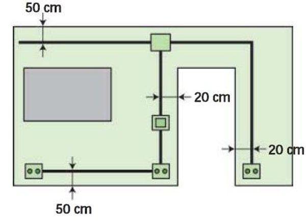 Instalacion electrica dom stica bricoblog - Hacer instalacion electrica domestica ...