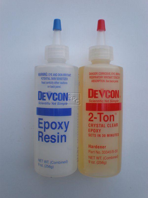 bricolaje tecnico resinas Epoxi o poliepóxido