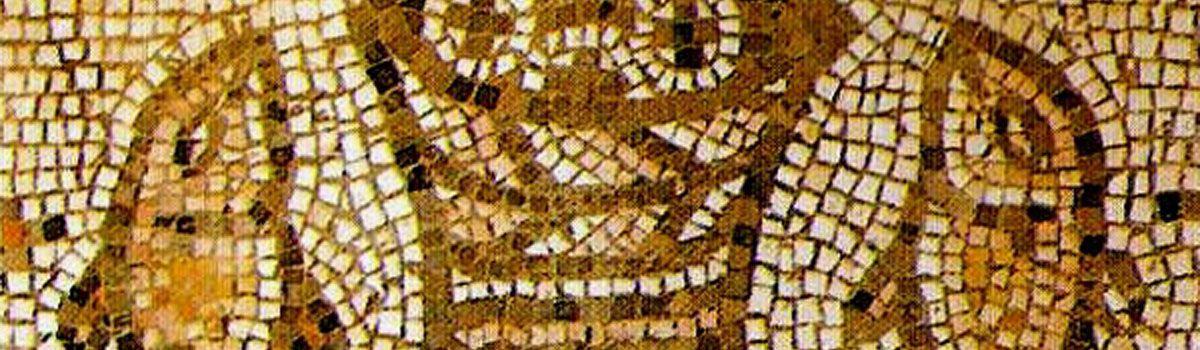la tecnica artesanal del mosaico