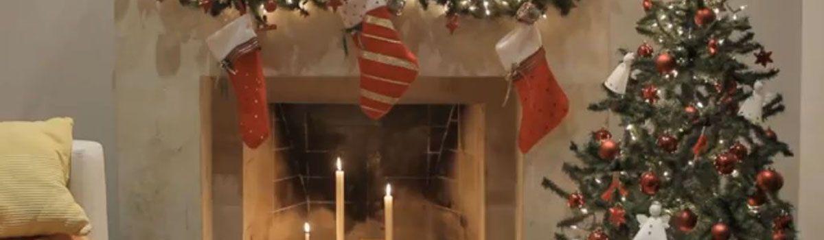 Angelitos decorativos para Navidad
