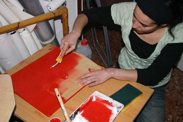 como hacer un pulpo para serigrafia