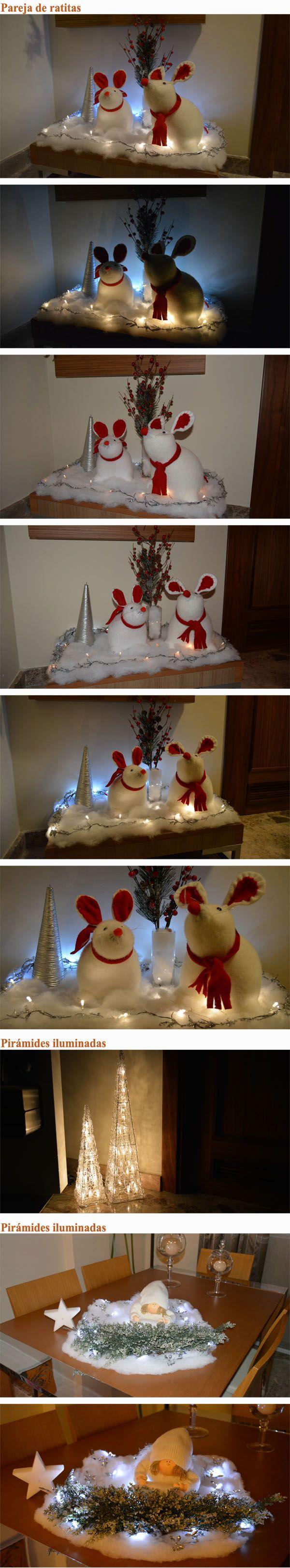 Decoracion adicional para Navidad