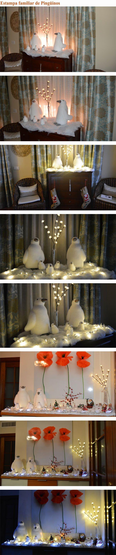 Decoracion alternativa para Navidad