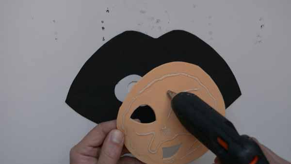 Dora la exploradora Máscara infantil para Carnaval Manualidades