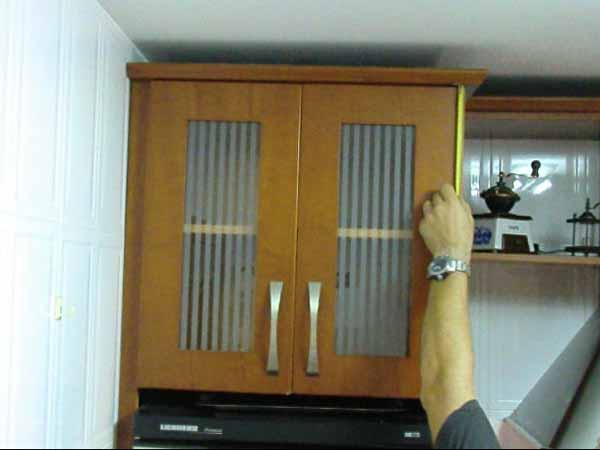 Como adaptar y modificar modulos de muebles de cocina 2