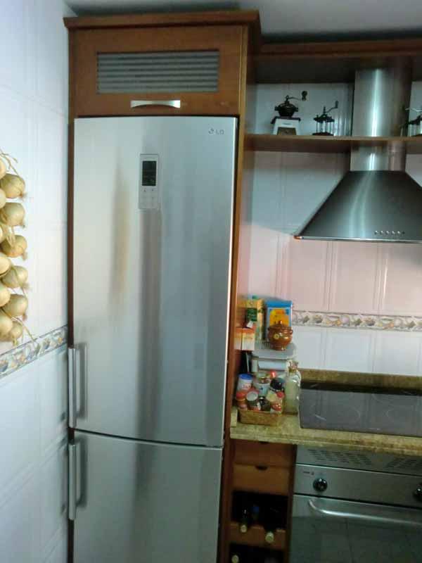 Como adaptar y modificar modulos de muebles de cocina 24