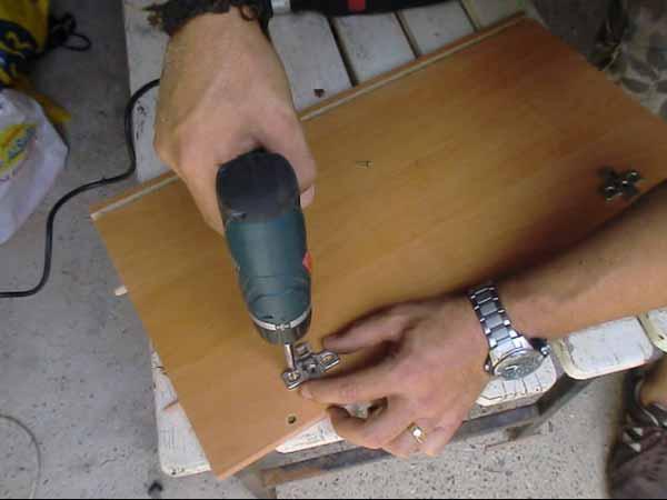 Como adaptar y modificar modulos de muebles de cocina 9