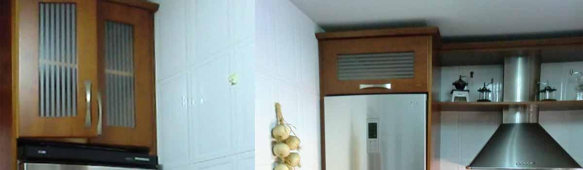 Adaptar y modificar modulos de muebles de cocina