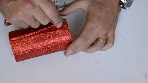 Porta lapices eliminar sobrante 7