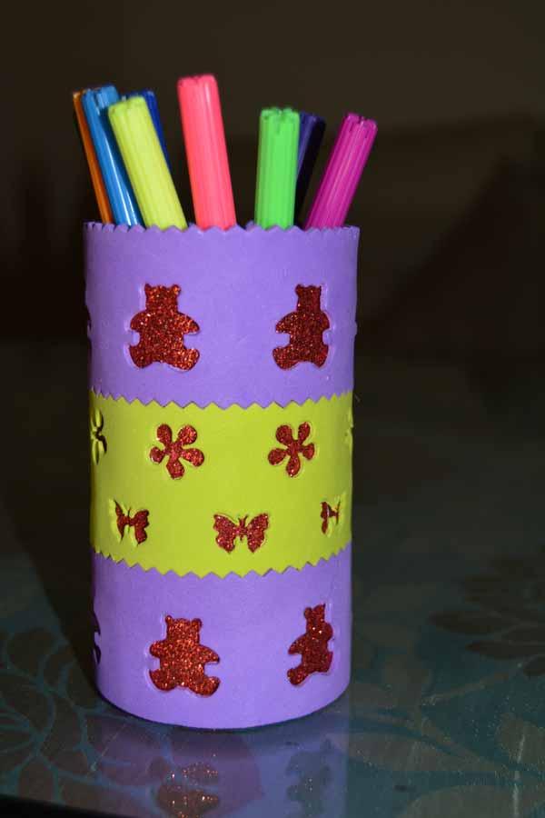 Porta lapices infantil 16