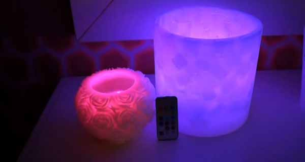fanales con iluminacion led