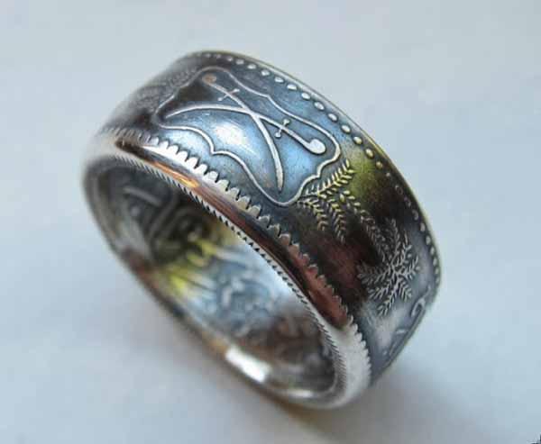 moneda en anillo galeria 12