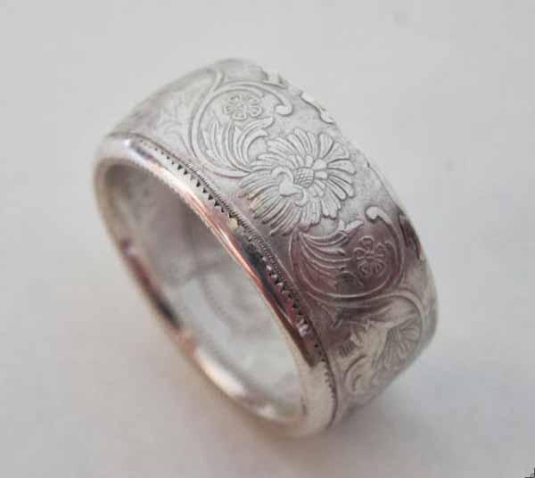 moneda en anillo galeria 13