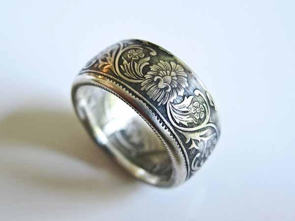 moneda en anillo galeria 16