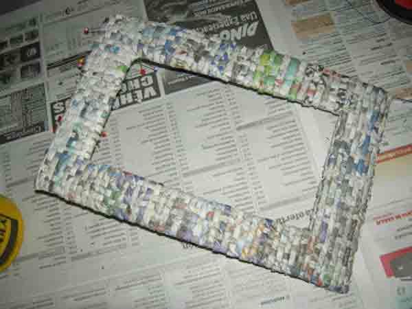 manualidades creativas reciclando papel 18