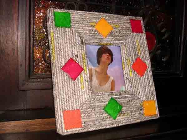 manualidades creativas reciclando papel 21