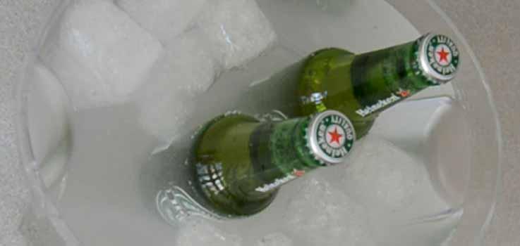 como enfriar cervezas
