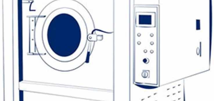 lavadora que funciona con oxigeno