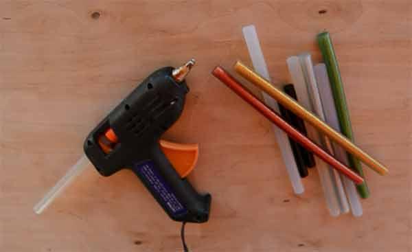 adhesivos termofusibles y pistola aplicadora 1