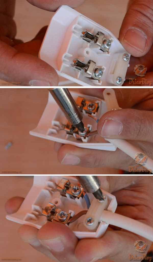 Montar interruptores y enchufes electricos 4