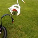 Bricolaje reciclando neumáticos
