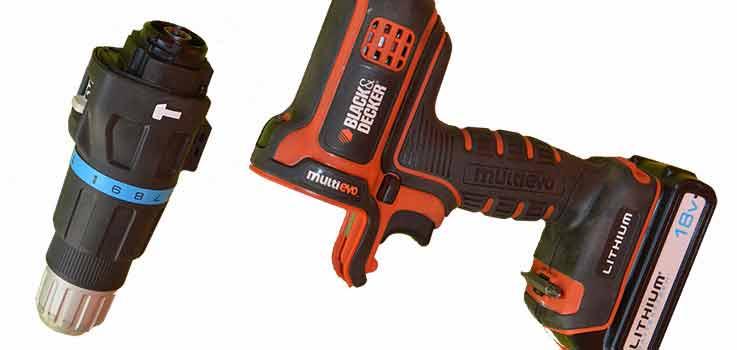 Multiherramienta multievo Black & Decker - Destacada