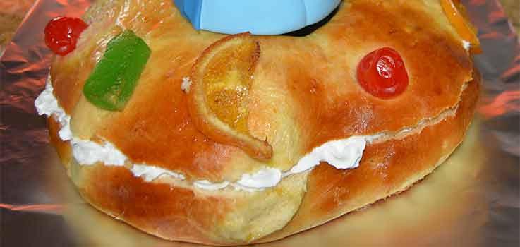 Rosco de Reyes casero - destacada