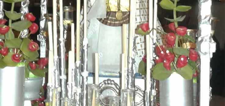Paso de Semana Santa con materiales reciclados - foto destacada