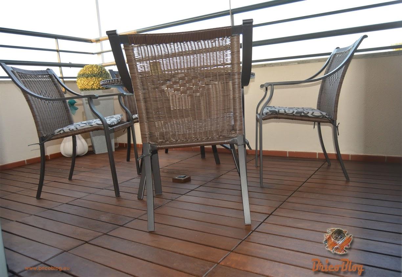 como limpiar el suelo del patio o terraza - foto 1