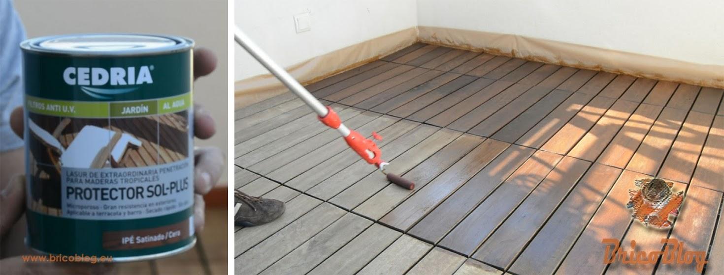 mantenimiento madera de exteriores - foto 5
