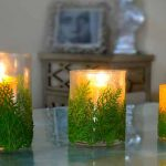 Luminarias decorativas de vidrio, cómo se hacen