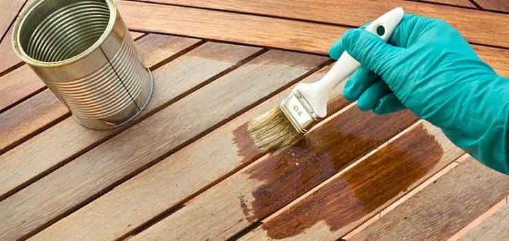 Cómo barnizar la madera