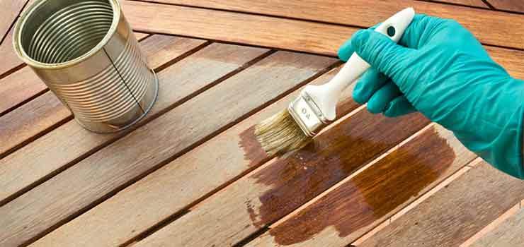 Barnizar la madera consejos para un correcto barnizado - Como barnizar madera ...