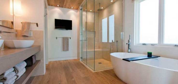 Mamparas y duchas para renovar el baño