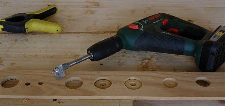 brocas para madera en bricolaje - destacada