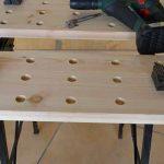 Cómo reparar un banco de trabajo para bricolaje - Destacada