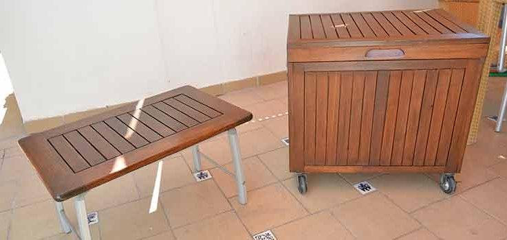 Cómo proteger la madera para exteriores con lasur